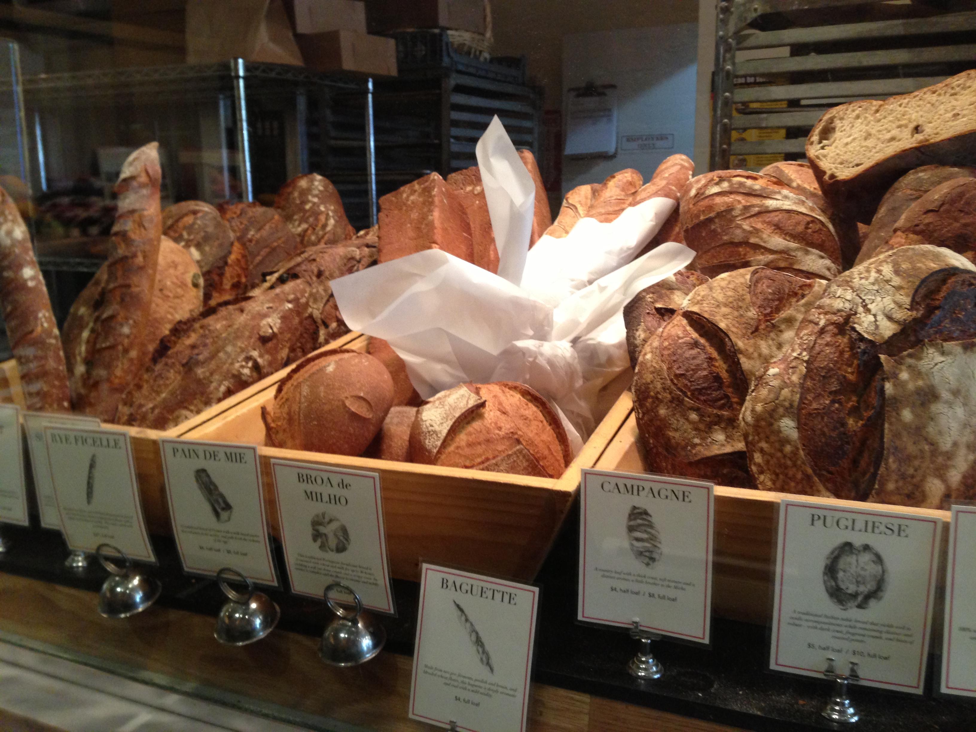 eat this: bread from bien cuit | toast 'n jams